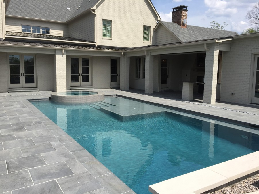Gunite Swimming Pool Builder in Birmingham, Al | Mancha Hardscapes, LLC