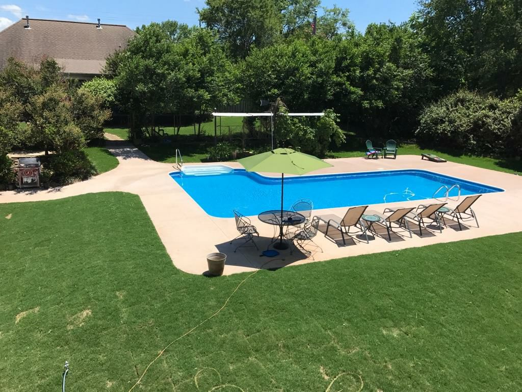 Vinyl Liner Pools Installer In Birmingham Al Mancha
