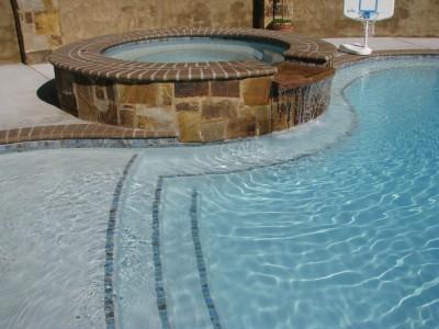 Gunite Pools & Spas